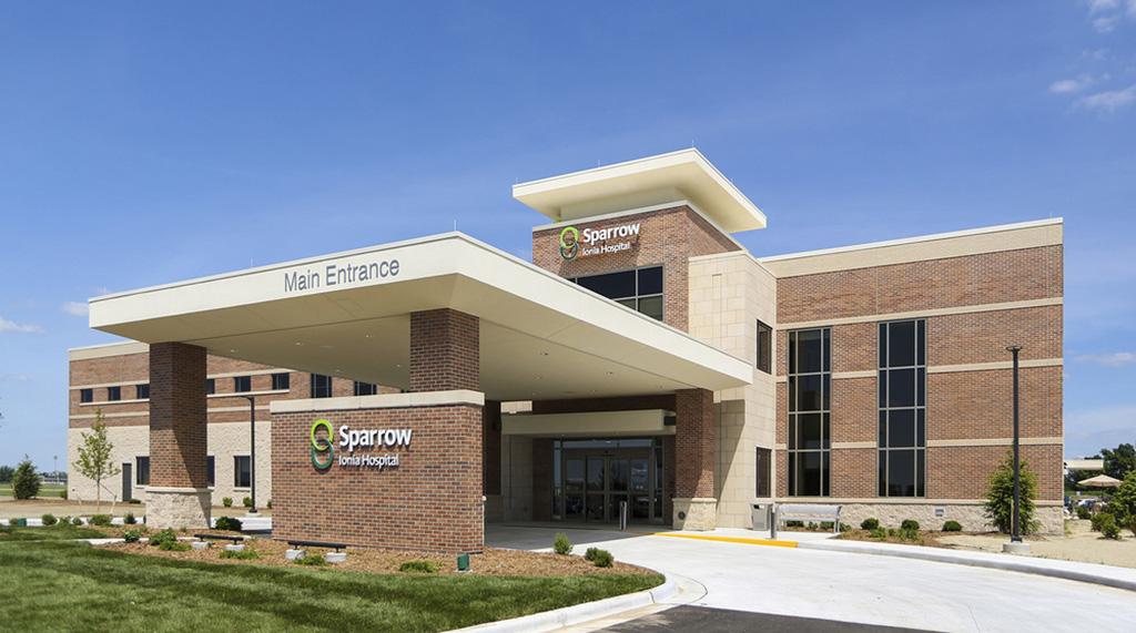 Sparrow Ionia Hospital  Health Care Relocations