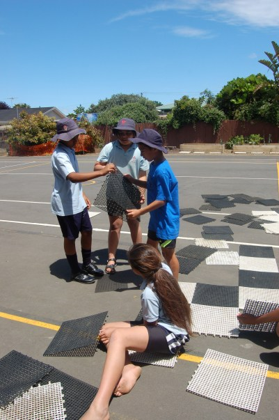 Year 6 Camp Problem Solving