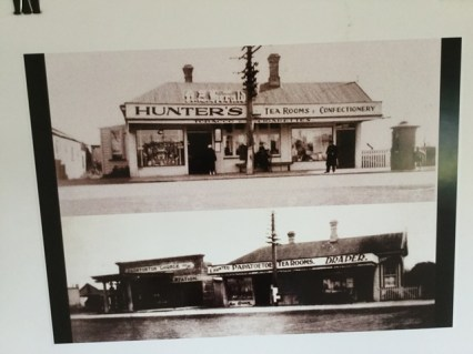 Hunter's Corner Tea Rooms
