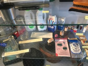 Sewing implements