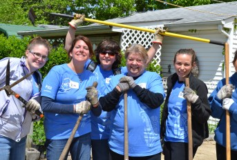 Volunteer 2016 - Liberty Mutual Tools