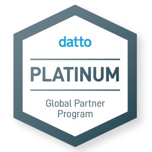 Datto Platinum Partner Logo