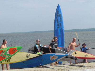 Paddle Canada Advanced Stand Up Paddleboarding Skills Course