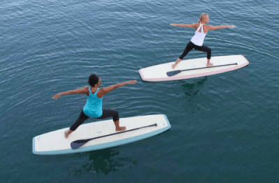 Paddle Fitness Demo Day