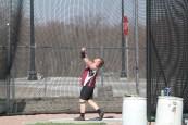 Justin Roberts weight throw