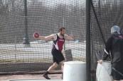 Alex Keele discus throw