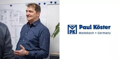 Stimmen über uns: Paul Köster