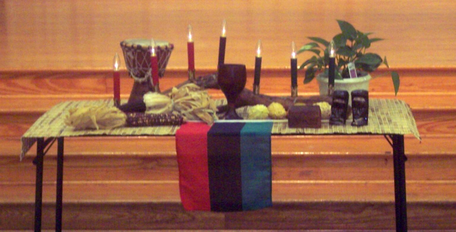 The 21 Day Kwanzaa Nguzo Saba Meditation Connection
