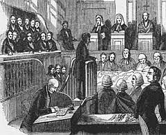 Rendering of Court