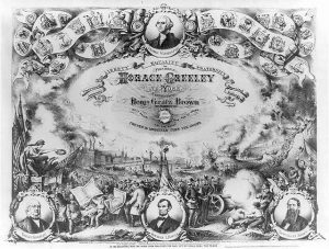 Horace Greeley Campaign