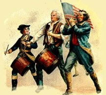Revolutionary Soldiers Image
