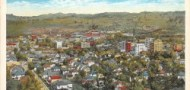 Post card image of Clarksburg WV