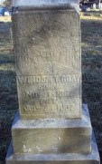 Windom T. Gray Headstone