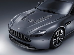 2010 Aston Martin V12 Vantage Normal