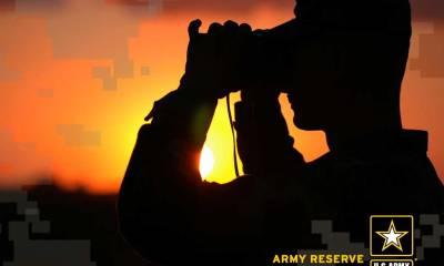army reserves sunset wallpaper desktop