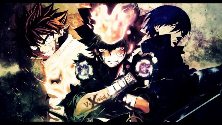 anime boys wallpaper