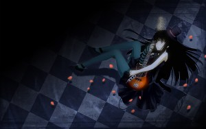 anime wallpaper girl