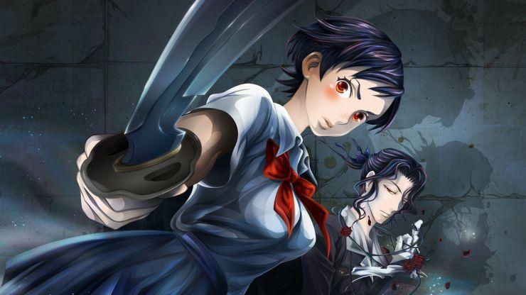 blood anime wallpaper