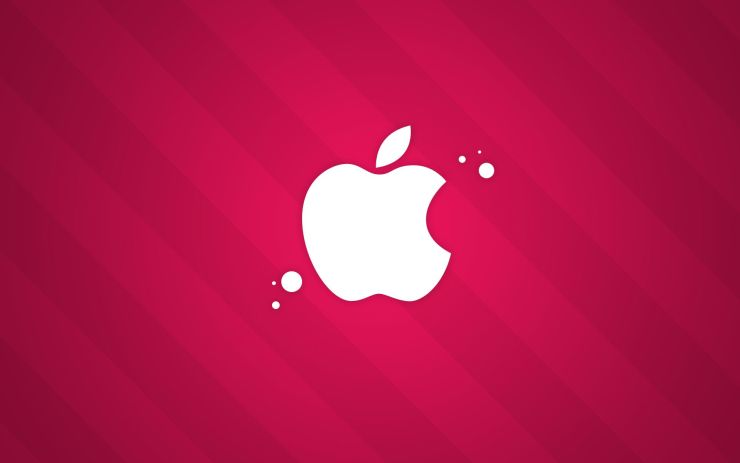 red and pink wallpaper