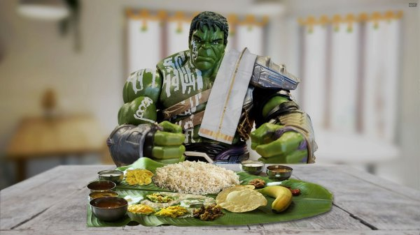 Hulk India Wallpaper