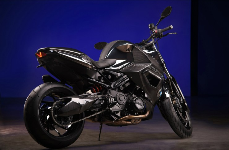 bmw f 800 r predator custom bike hd wallpaper