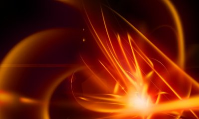 Abstract Fire Wallpaper 1080p for Computer Windows 10