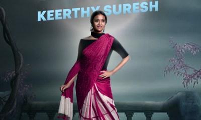 Keerthi Suresh Wallpaper