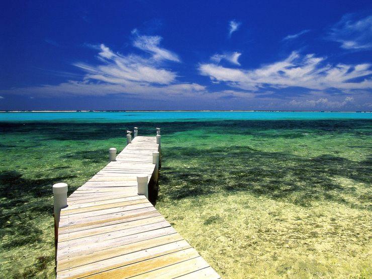 free desktop wallpaper beach scenes