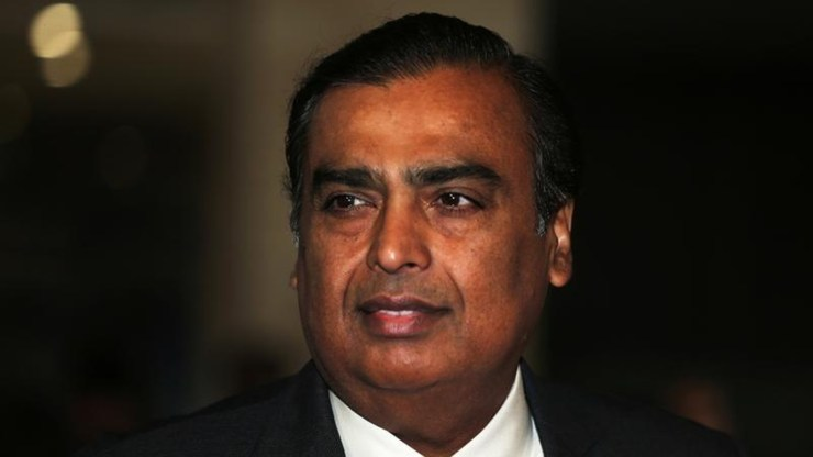 Mukesh Ambani Wallpaper