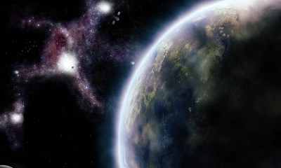android space wallpaper