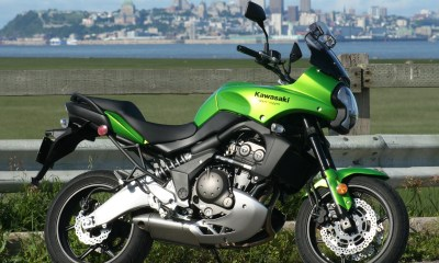 kawasaki versys 800 bike hd wallpaper