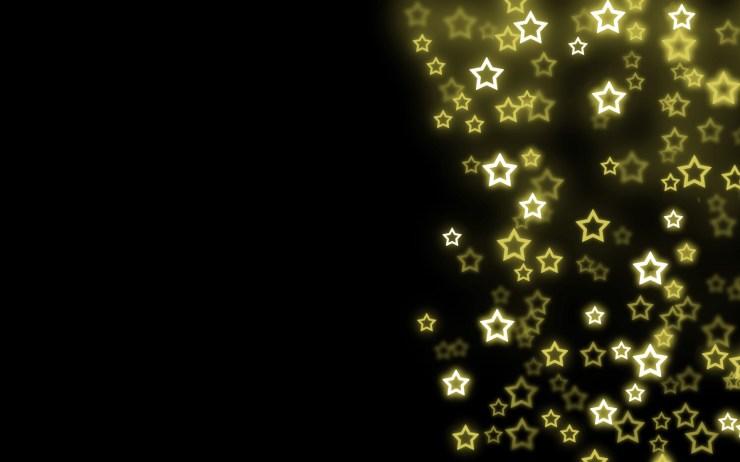 Abstract Star Wallpaper