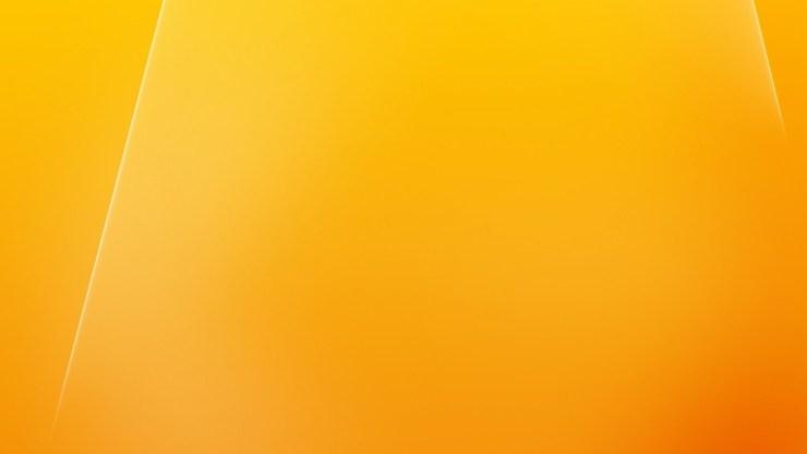 Abstract Yellow Wallpaper
