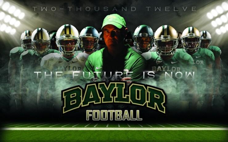 Baylor Football Wallpaper