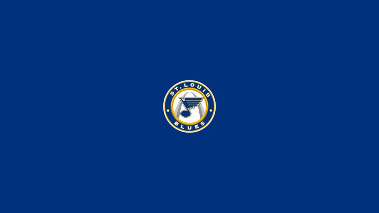 Blues Hockey Wallpaper