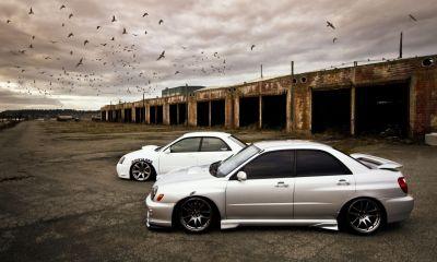 widescreen car wallpaper