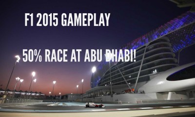 F1 Night Race 2015for pc, laptop, tablets
