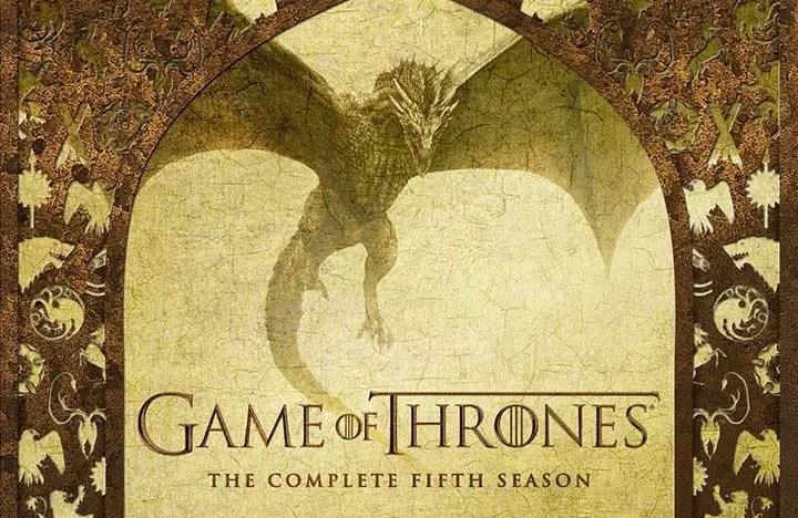 Game of Thrones Season 5 Bluray Release Date  Bonus