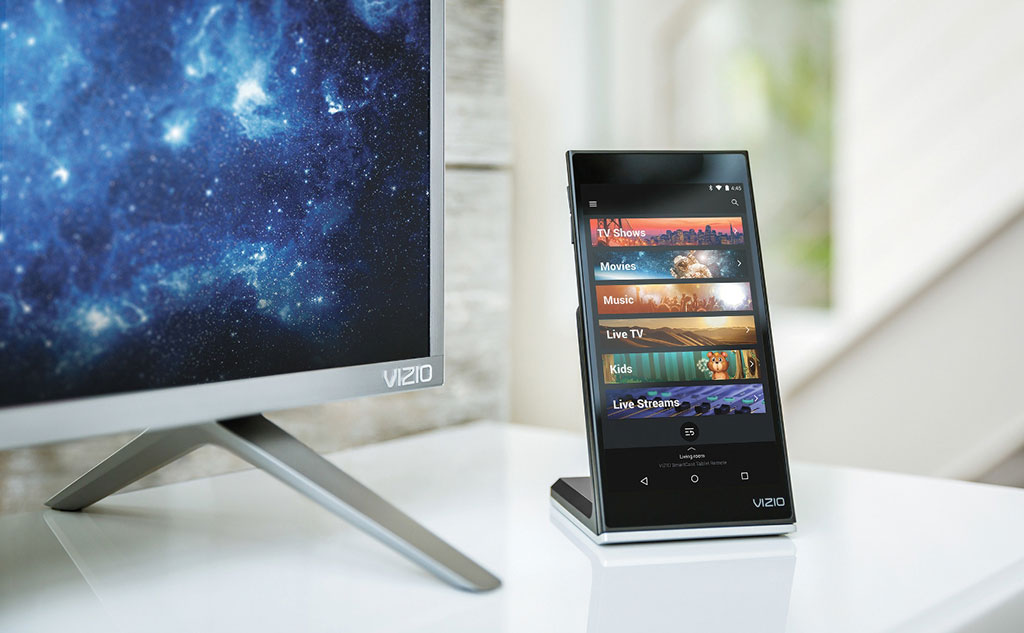 VIZIO SmartCast Update Will Add Google Play  HD Report