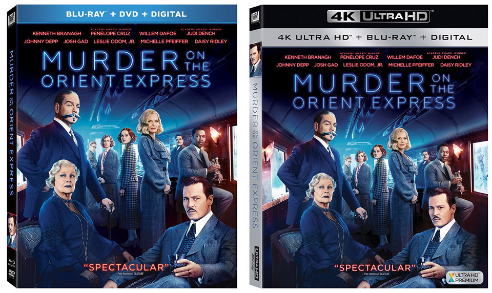 Murder On The Orient Express Release Date On Digital