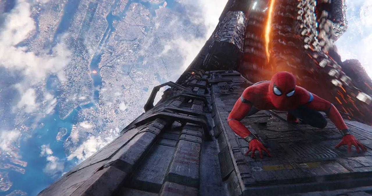 The Avengers Infinity War Exclusive Blu Ray Retailer