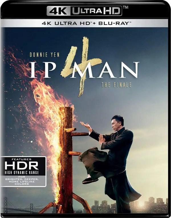 Nonton Film Ip Man 4 : nonton, Finale', Blu-ray,, Artwork, Release, Dates, Report