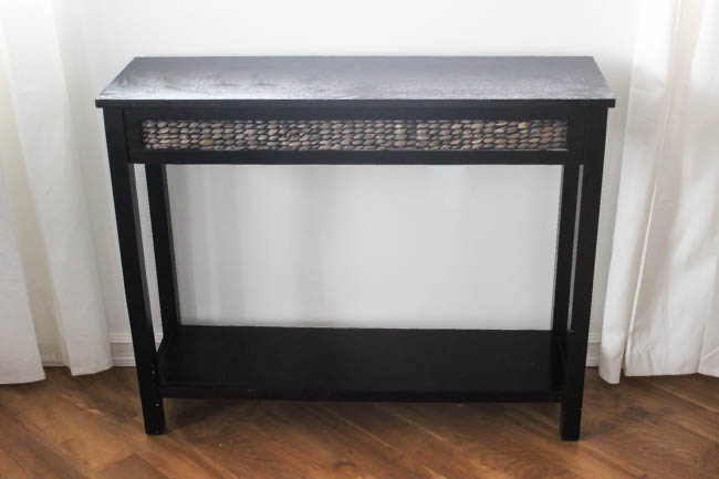 Super Modern Console Table From Leftover Tile Jeffrey Court Hd Uwap Interior Chair Design Uwaporg