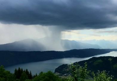 El Tsunami del Cielo (Carintia, Austria)