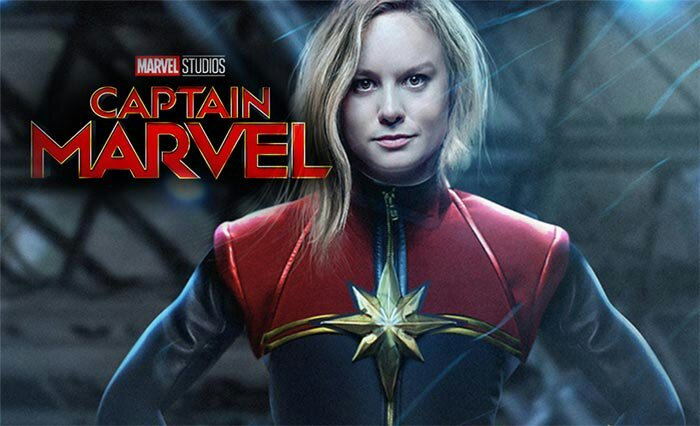 "Trailer ""Capitana Marvel"""