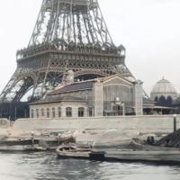 """""""Un viaje por el París de 1890"""" restaurada a 4K y 60 FPS"""