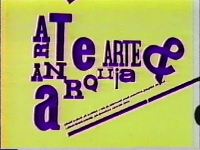Arte y Anarquia