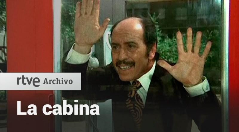 """""""La Cabina"""" de Antonio Mercero (1972)"""