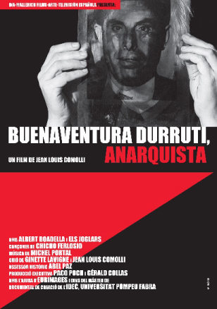 Buenaventura Durruti, anarquista