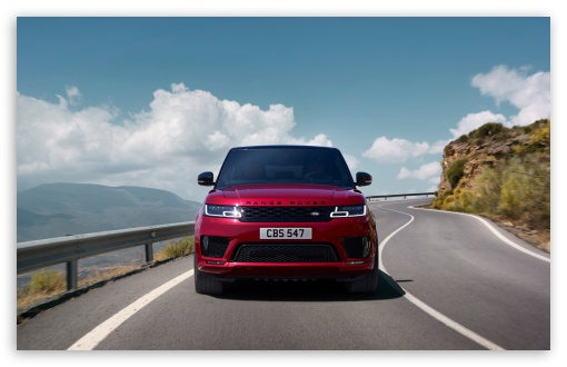 2017 Range Rover Sport Autobiography 4k Hd Desktop Wallpaper For